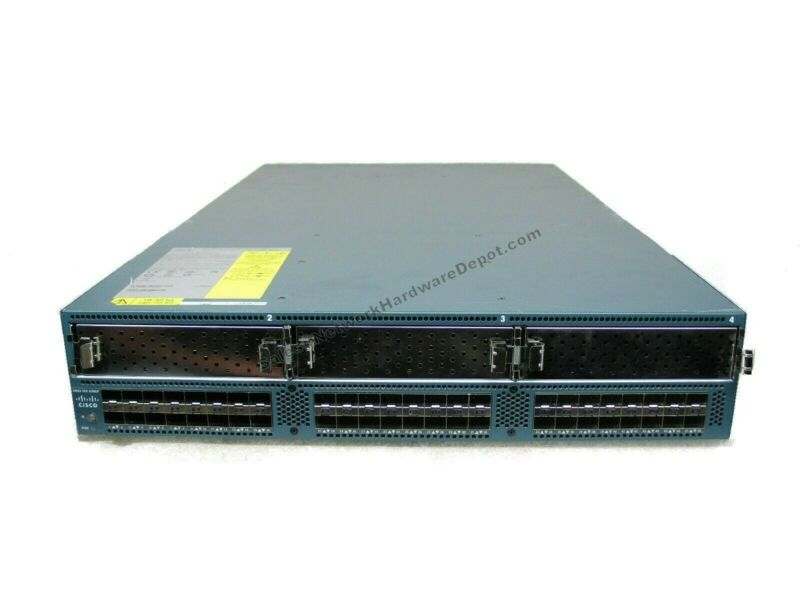 Cisco UCS-FI-6296UP 48-Port Fabric Interconnect w/ Dual AC - 1 Year Warranty