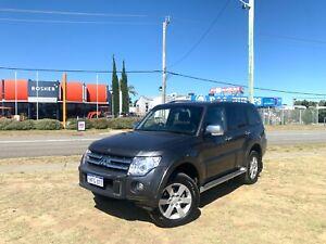 2011 MITSUBISHI PAJERO GLX LWB (4x4) NT MY11 3.2L TURBO DIESEL AUTOMATIC 36 MONTHS FREE WARRANTY  Kenwick Gosnells Area Preview