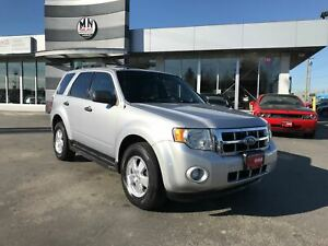 2011 Ford Escape XLT 4WD LEATHER SUNROOF