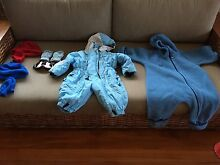 BABY SKI CLOTHING PACKAGE Manly Brisbane South East Preview