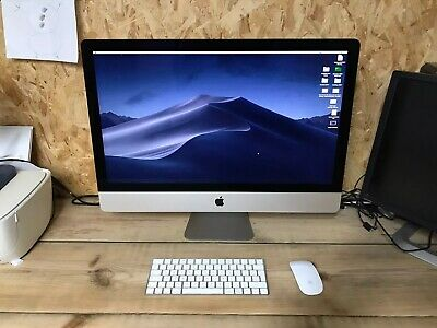 iMac 5K 27 Inch | Late 2015 | 4GHz i7 | 32GB RAM | 4GB AMD R9 | 512GB SSD | BOX