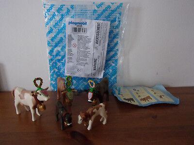 Playmobil Ergänzungen Zubehör 6535 Almabtrieb B Ware Ebay