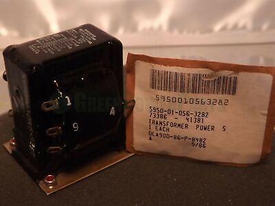 Freed 5950-01-056-3282 Tf5sx01zz 41381 Transformer Nos