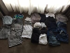 Maternity clothes bundle (to fit size 12/14) Woodcroft Morphett Vale Area Preview