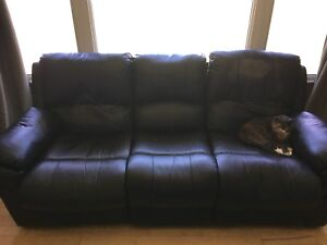 Recliner couch to give away