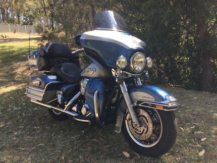 Harley Davidson 06' Ultraglide Classic