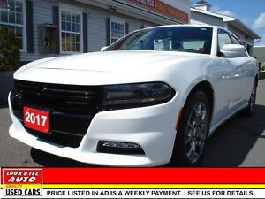 2017 Dodge Charger $31,495* or $108.16 weekly on the road SXT RA