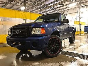"""Sporty"" 2009 Ford Ranger XL"