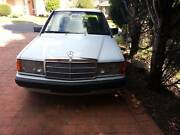 Mercedes W201 190E 180E -1993 Wrecking ENTIRE CAR Glenwood Blacktown Area Preview