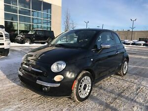 2013 Fiat 500 Lounge **CUIR, TOIT, BLUETOOTH + WOW**