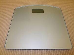 Slim Design Digital Bathroom Scale RRP $100 Chatswood Willoughby Area Preview