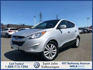 2012 Hyundai Tucson LIMITED A6 - Blowout!! HURRY!!