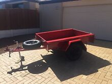 Galvanised 6x4 Trailer For Sale Quinns Rocks Wanneroo Area Preview
