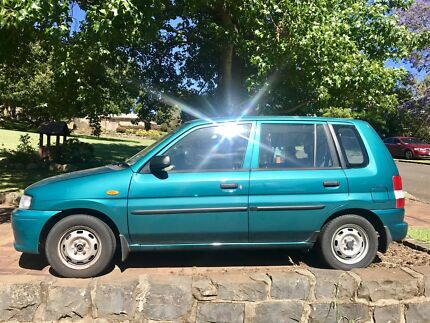 SELLING UNREGISTERED: 1996 Mazda 121 Metro