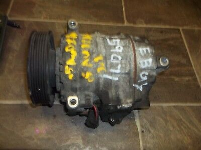 2005-2006 AUDI A4 3.2L A/C AIR CONDITIONING COMPRESSOR CONDITIONER ASSEMBLY OEM
