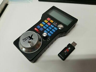 Wireless Cnc Mach3 Handwheel Usb Mpg Pendant Controller Electronic Machine Pluse