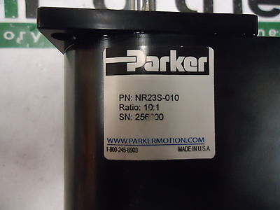 Nr23s-010 Parker Stepping Motor Reducer Used