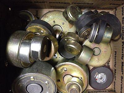 Speaker Magnets - Very Useful - Steel Ferrite - Metal Scrap - Random Lot