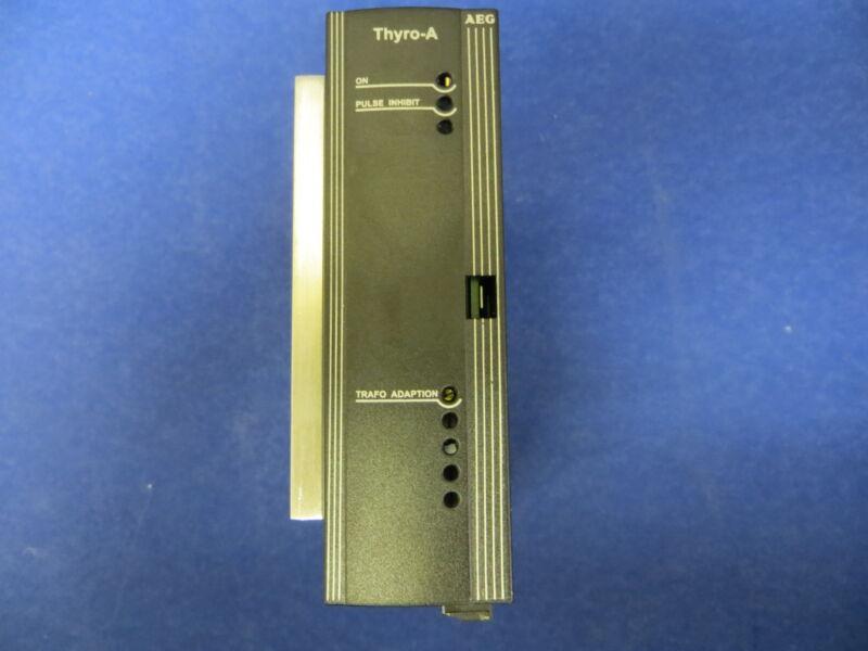 AEG Thyro-A 1A-500-16-H1 Universal Thyristor Power Controller