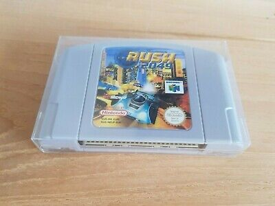 San Francisco Rush 2049 | PAL Version - Nintendo 64 / N64