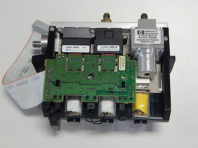 Agilent 6890 Splitsplitless Inlet Epc Pneumatic Module Pn G1544-60500