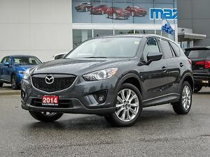 2014 Mazda CX-5 GT, LEATHER, NAVI