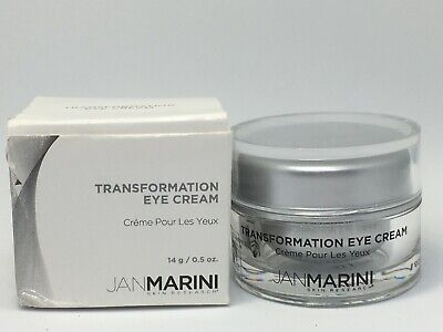Jan Marini Transformation Eye Cream 14g New with Damaged Box Free P&P UK