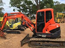 Tipper and 5t excavator for sale Gleneagle Ipswich South Preview