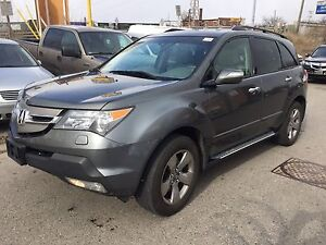 2007 Acura MDX Elite Accident Free Low KMS