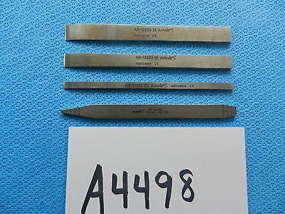 Arthrex Arthroscopic Arthroscopy Metatarsal Opening Wedge Osteotome Set