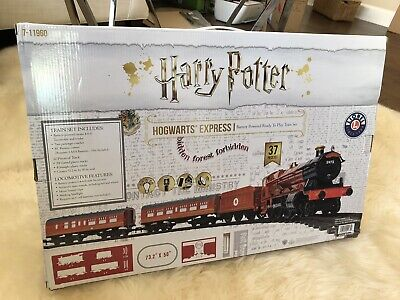 Lionel Harry Potter Hogwarts Express Ready To Play Train Set 7-11960 NEW SEALED