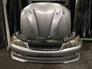 Lovely Lexus IS300 And Toyota Altezza JDM Front Conversion