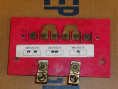 Miller Welder Power Terminal Board From Dx250