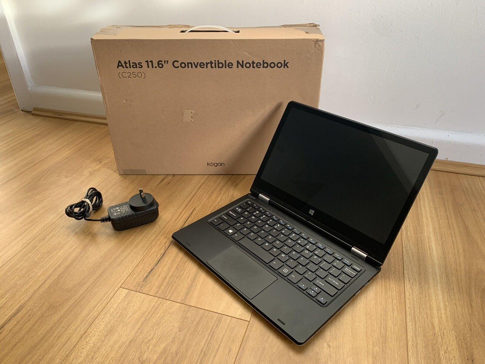 "Laptop Windows - Laptop 👩💻 👨💻 Kogan Atlas 11.6"" C250 🔥 Microsoft Windows ✅"