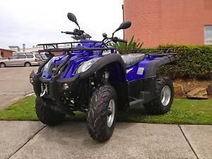 JIANSHE 250CC FARM QUAD ATV UTV - SYNERGY OFF-ROAD VEHICLES Burleigh Heads Gold Coast South Preview