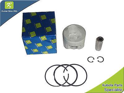 New Kubota Z482 Kit Piston  Rings 5