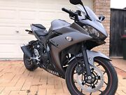 12/2015 Yamaha YZF R3 learner approved Oran Park Camden Area Preview