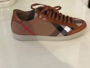 Brand New Burberry Sneakers For Sale