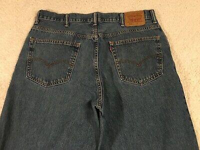 Levis 560 Mens Jeans Size 38x33 (Measured,No Tags)