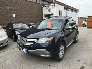 2009 Acura MDX Tech Pkg | ONE OWNER | NAVI + BACK UP CAM