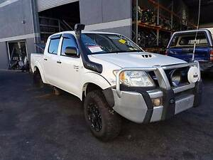 Toyota Hilux Parts Wrecking Malaga Swan Area Preview