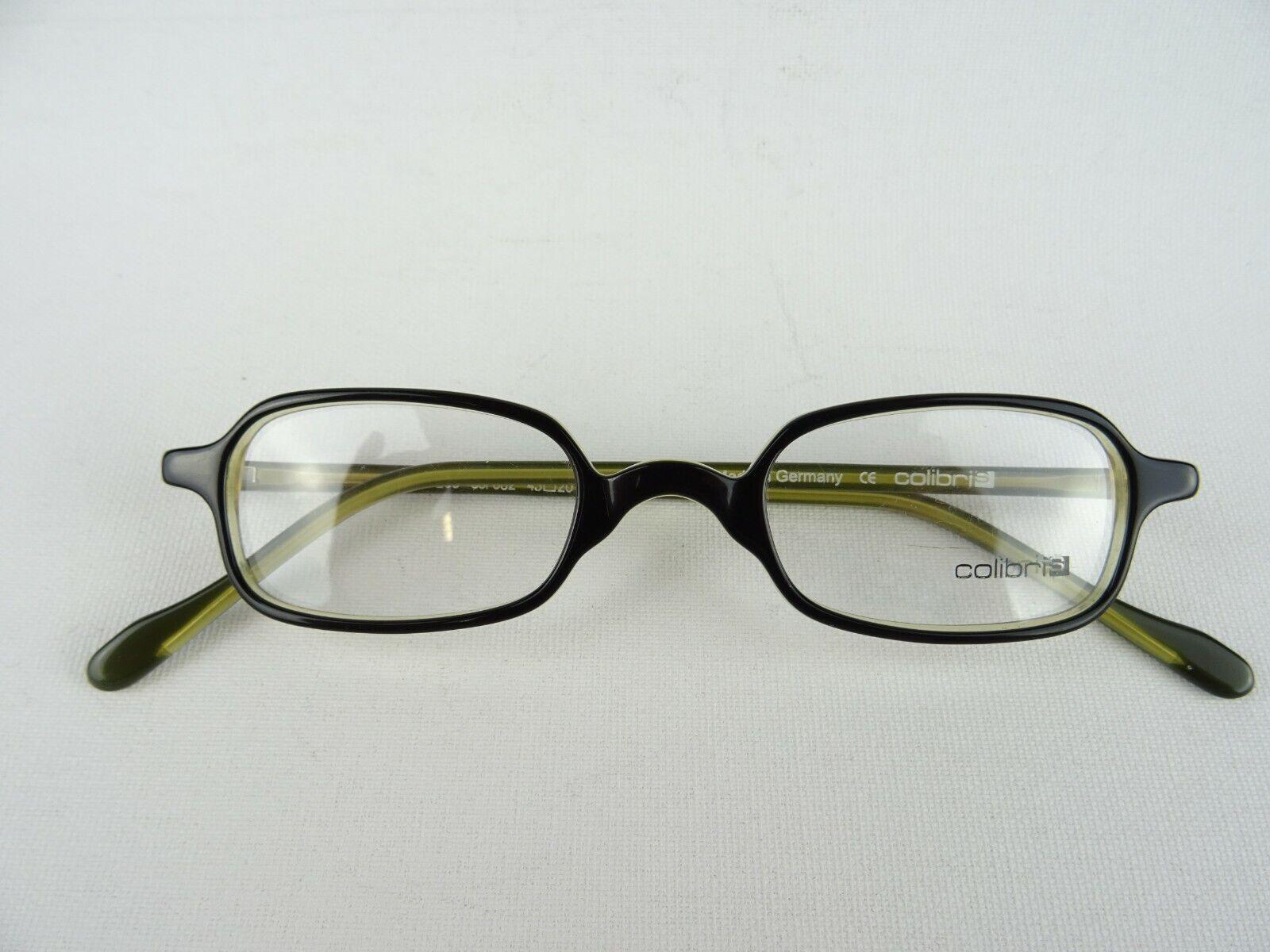 Kleine Brillen Kunststoffgestelle, schwarz preiswert, kleine Gläser Gr. S 43-20