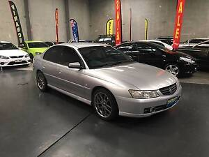 2004 HOLDEN COMMODORE Sedan Arundel Gold Coast City Preview