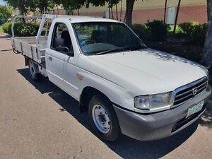 2001 Mazda B-Series Pickup BRAVO DX Mount Louisa Townsville City Preview