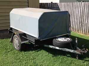 Trailer 6x4', box trailer, covered trailer Ipswich Ipswich City Preview