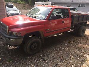 2001 dodge diesel