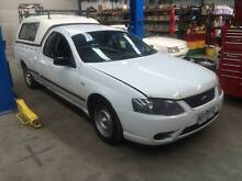 ford ba bf 6 cylinder ute automatic transmission g/c warranty Bacchus Marsh Moorabool Area Preview
