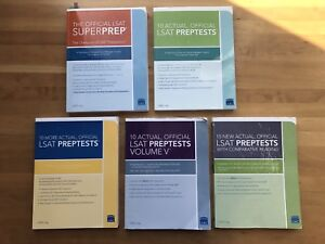 LSAT Textbooks
