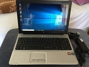 HP G61-329CA Notebook PC with Windows 10