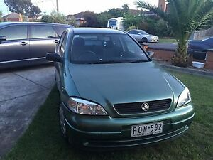 1999 Holden Astra Hatchback..RWC..very clean.. Service history Brunswick Moreland Area Preview